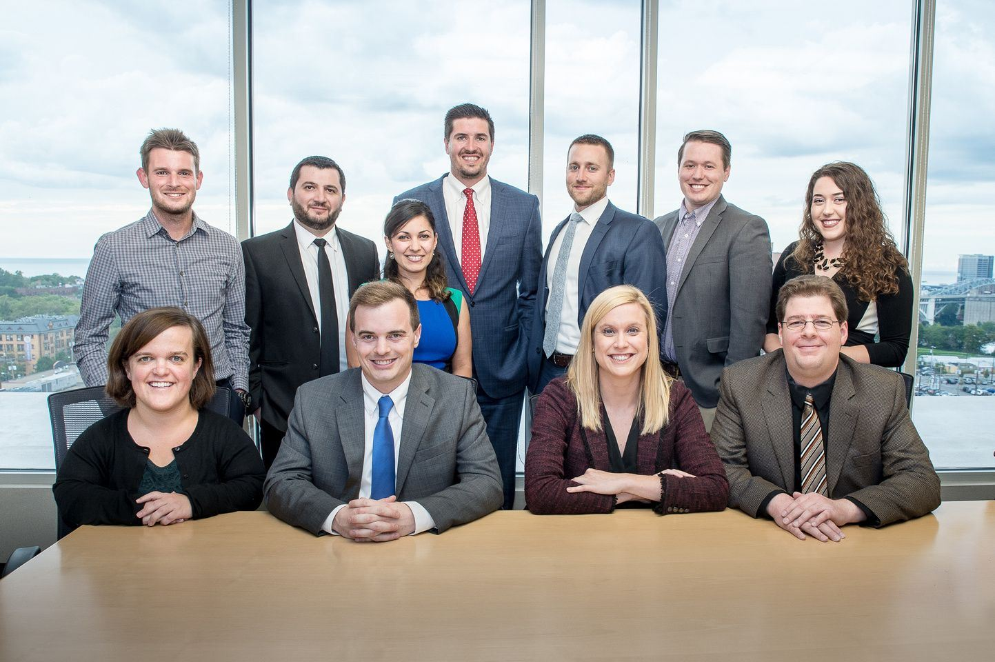 The Cleveland Professional Twenty Thirty Club Board Of Directors